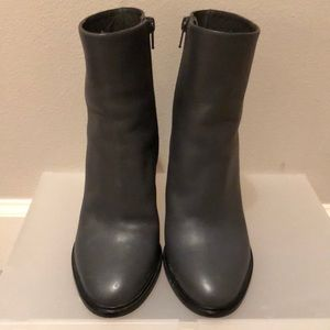 Vince Grey Boots size 7